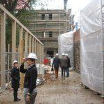 "<span class=""deutsch"">Arbeiten Eingangsbereich</span><span class=""englisch"">construction in the entrance area</span>"