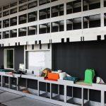 """<span class=""""deutsch"""">Ausstellungsaufbau: Technische Wand Musikclub</span><span class=""""englisch"""">mounting: tech wall music club</span>"""