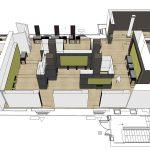 3-D-Animation Erdgeschoss