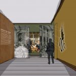 "<span class=""deutsch"">Skizze Eingangsbereich</span><span class=""englisch"">sketch of the entrance area</span>"