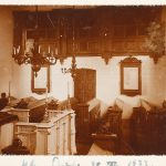 """<span class=""""deutsch"""">Synagoge Zustand 1930, Bet-Saal</span><span class=""""englisch"""">condition of the synagogue 1930, prayer hall</span>"""