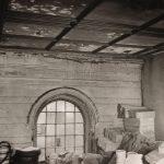 """<span class=""""deutsch"""">Umnutzung Synagoge – Fischräucherei von 1939 bis 1979</span><span class=""""englisch"""">conversion of the synagogue into a fish smokery from 1939 to 1979</span>"""