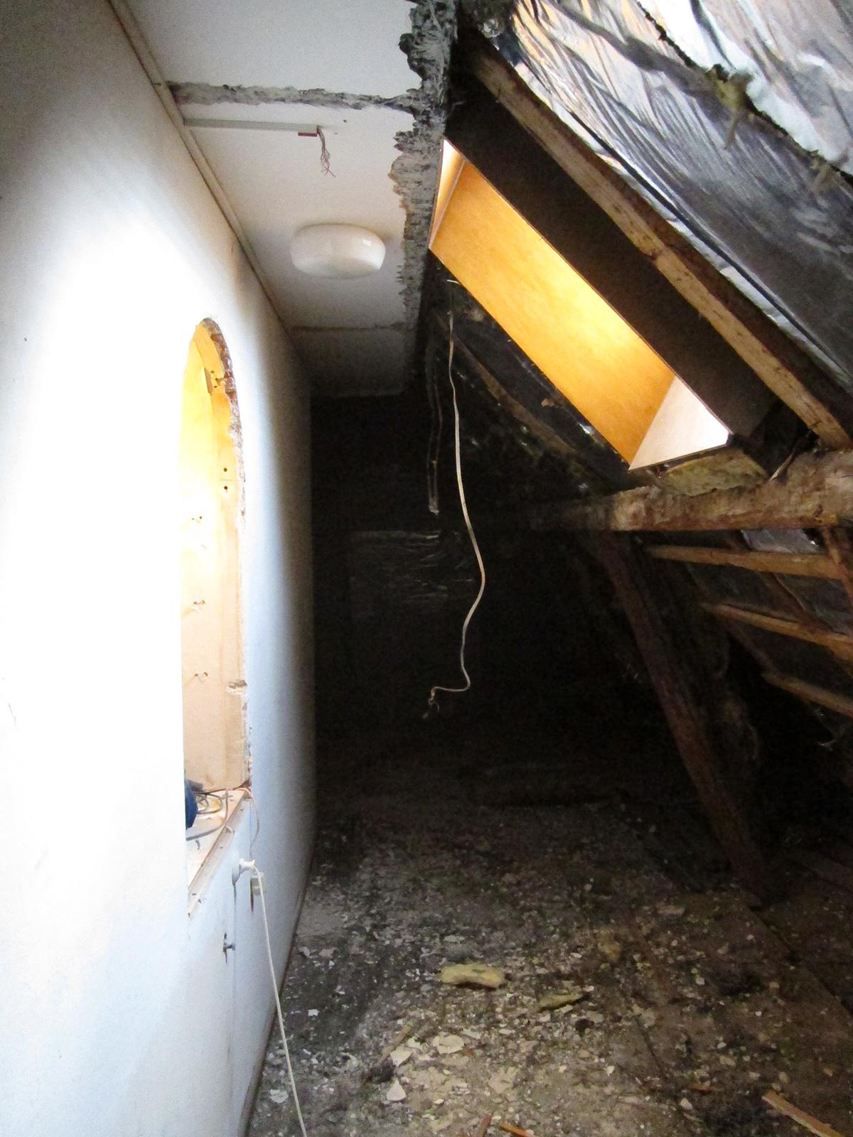 Renovierungsarbeiten Dachgeschoss Brake