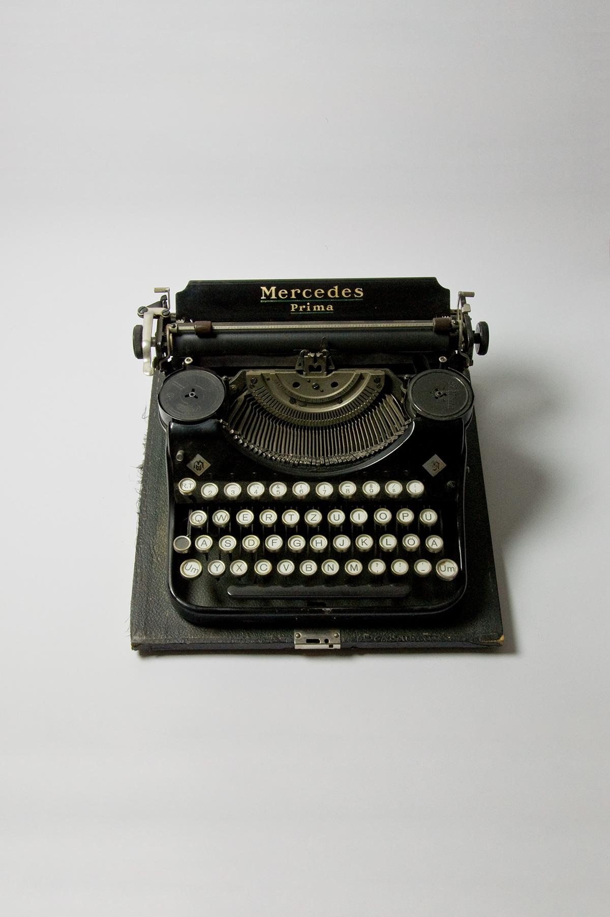 Schreibmaschine von Nelly Sachs
