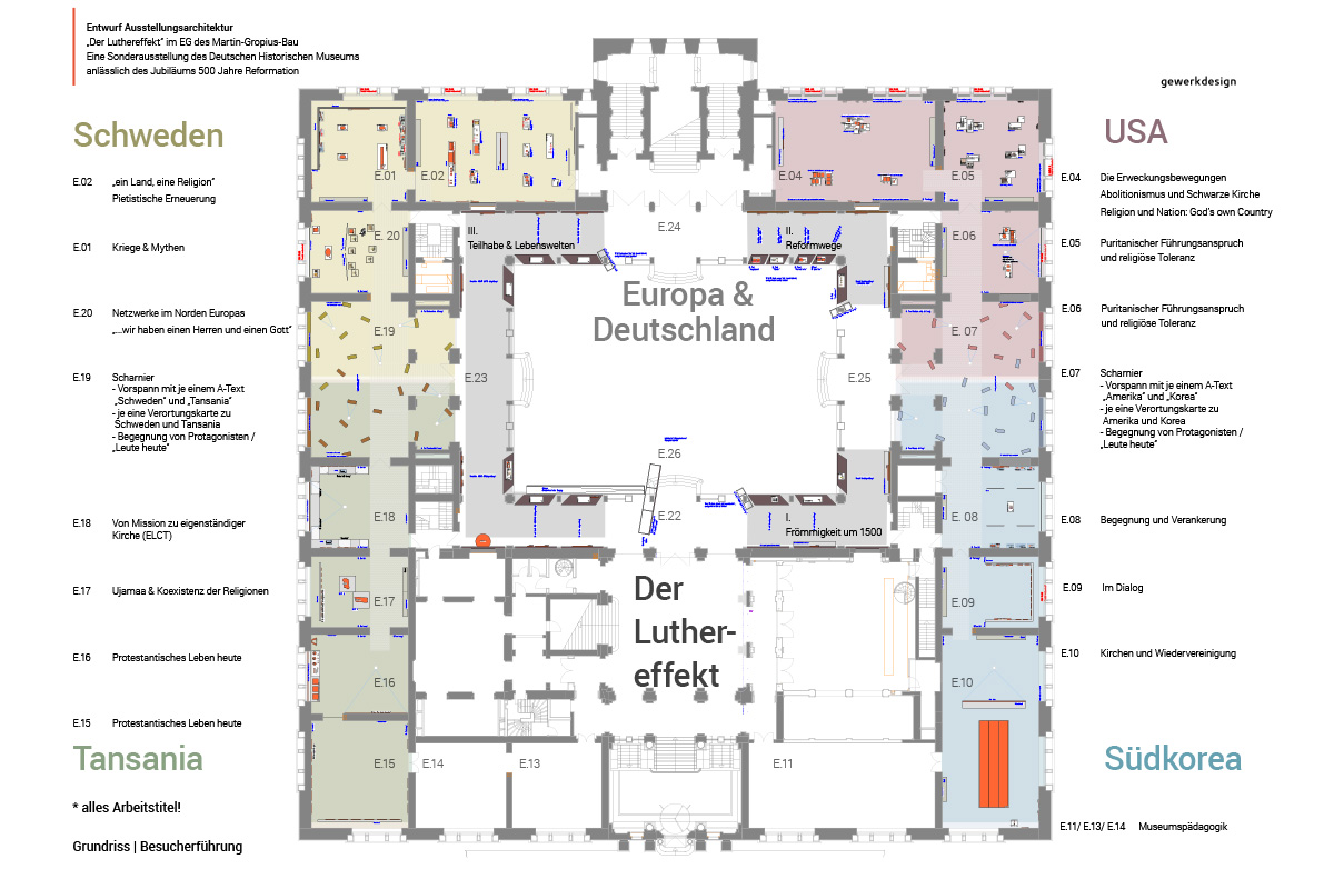 "<span class=""deutsch"">Grundriss mit Themenverortung</span><span class=""englisch"">Floor plan with the exhibition's chapters</span>"
