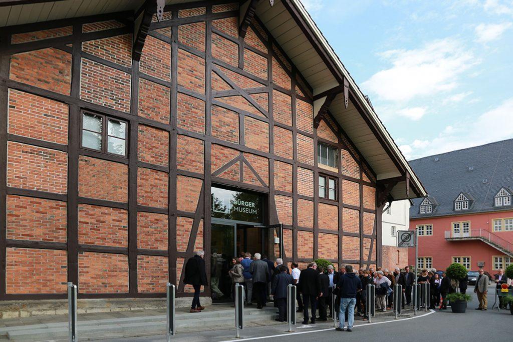 gewerkdesign-ausstellung-Wolfenbüttel-aussen
