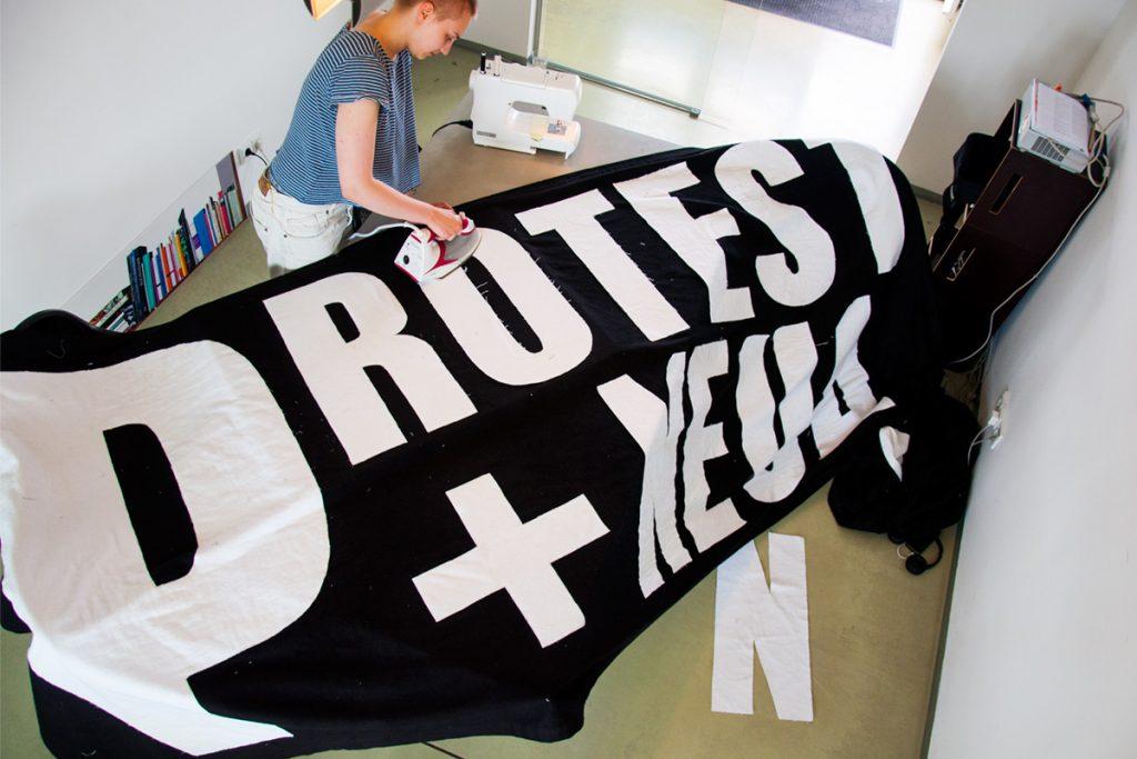 gewerkdesign-ausstellung-protest + neuanfang bremen-prozess