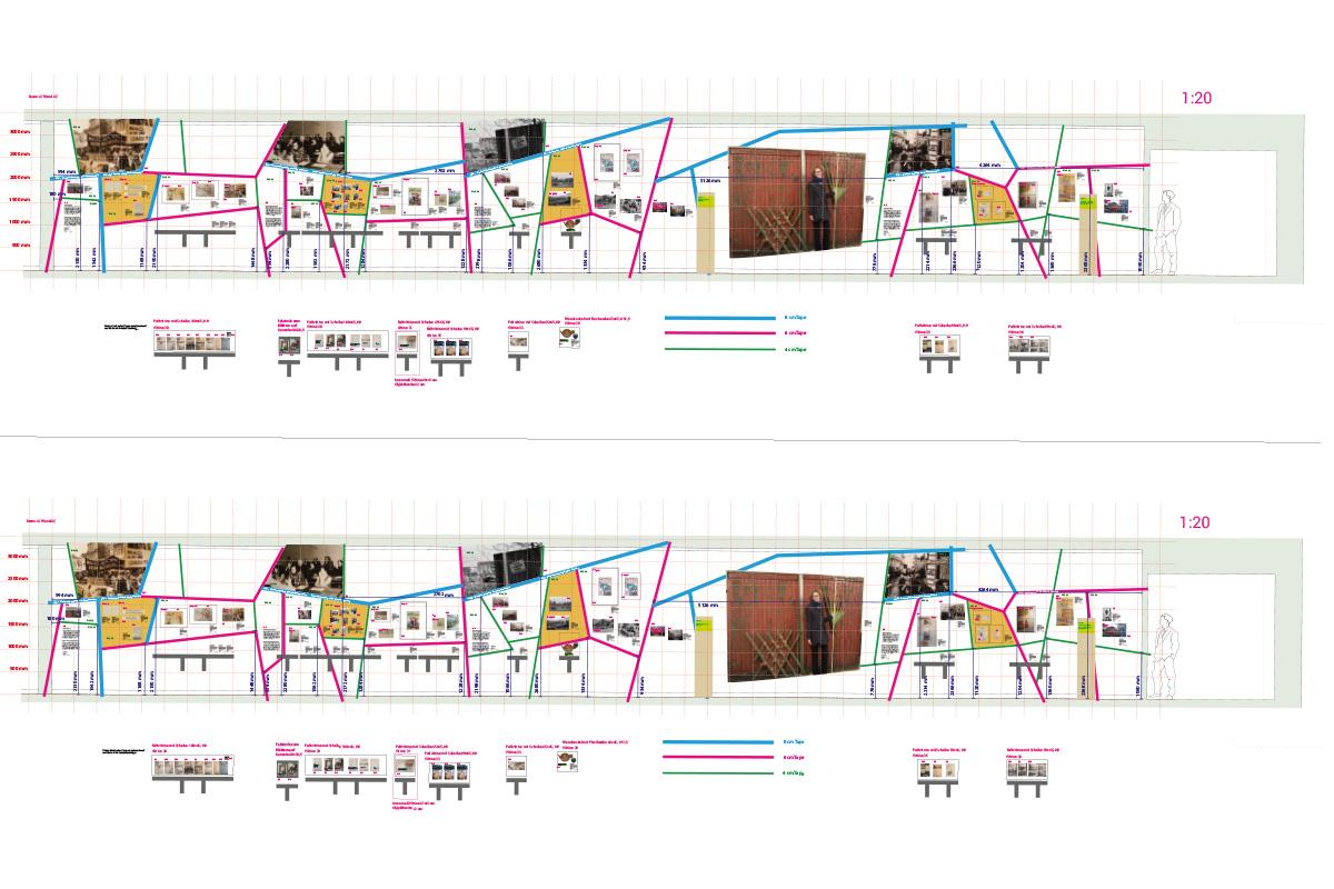 """<span class=""""deutsch"""">Aufbauplan Wandabwicklung</span><span class=""""englisch"""">Mounting plan_wall layout</span>"""