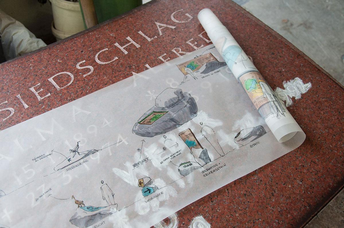 Exhibition Archive Gewerkdesign