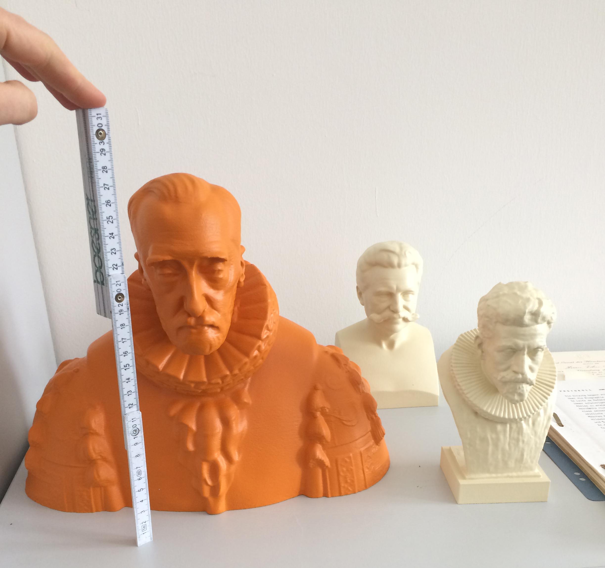 """<span class=""""deutsch"""">Erstellung von Exponaten im 3-D Druck</span><span class=""""englisch"""">3D printing of exhibits</span>"""